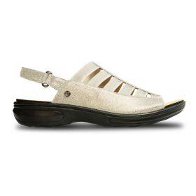 Olympia Elastic Strap Sandal